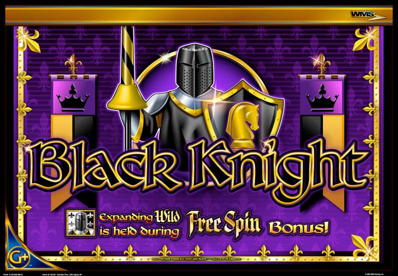 Reseña de la Maquina Black Knight