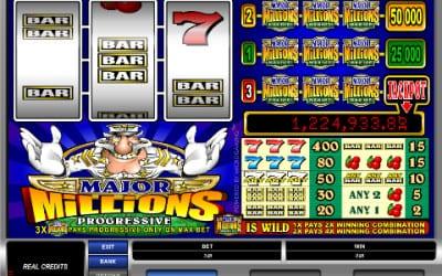 Major millions : Slot Review