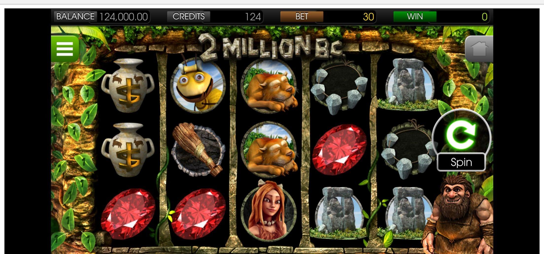 2 Million BC Slot