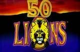 50 Lions Slot