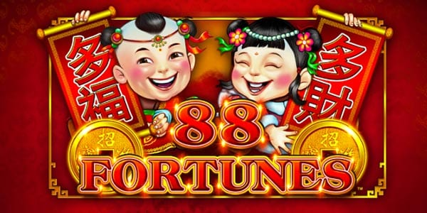 88 Fortune Slot