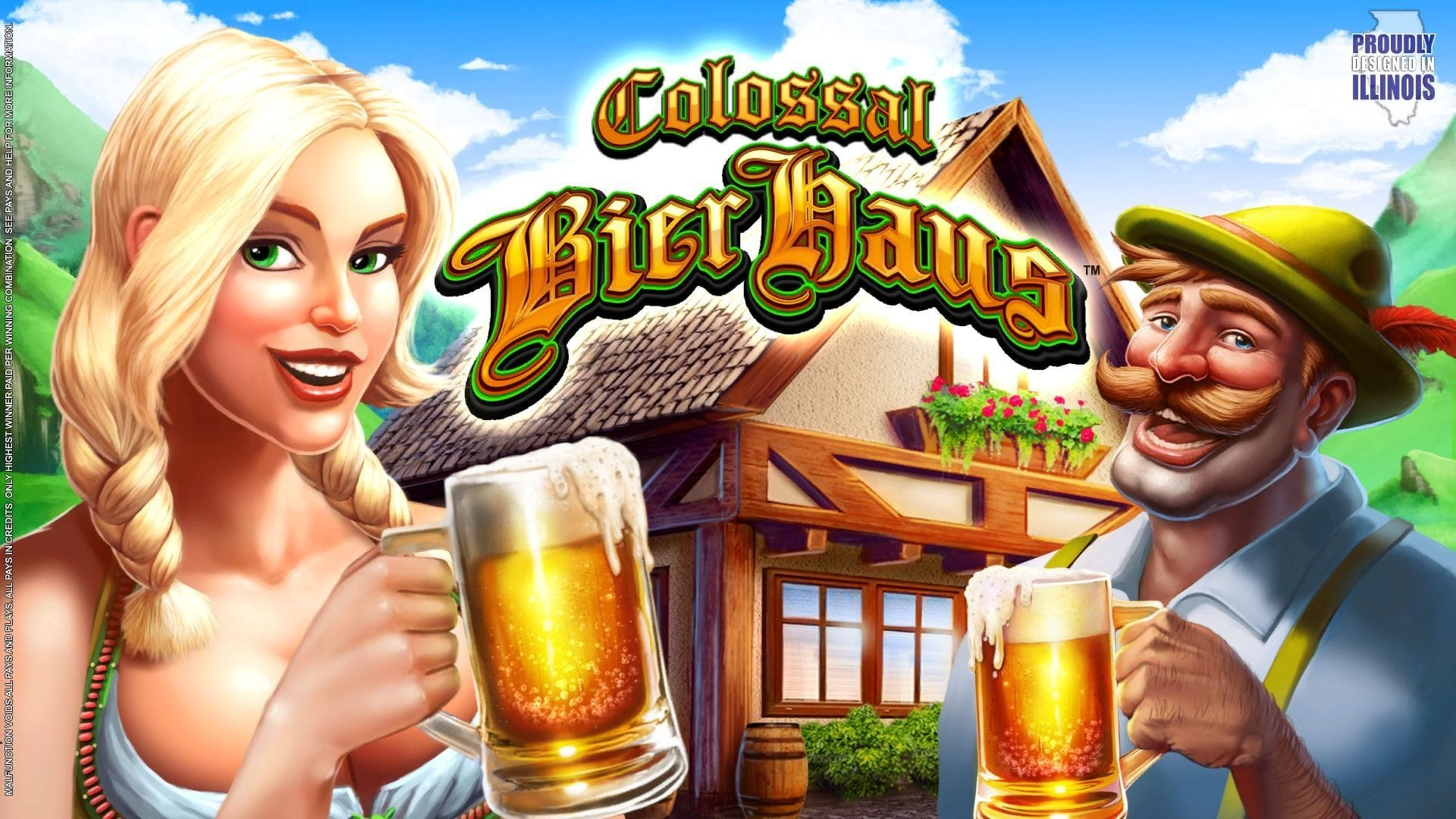 Bier Haus Slot