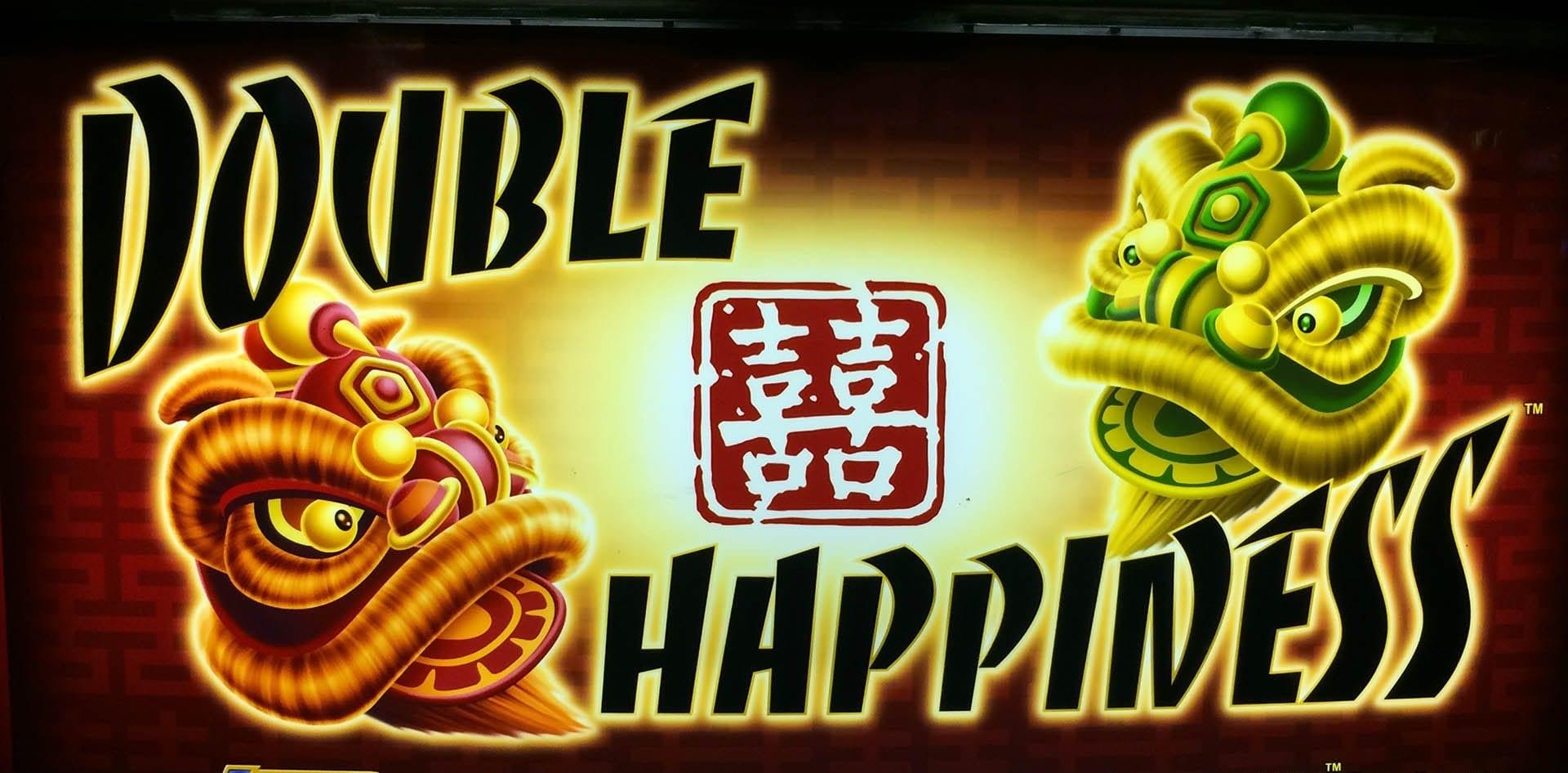 Double Happiness Slot