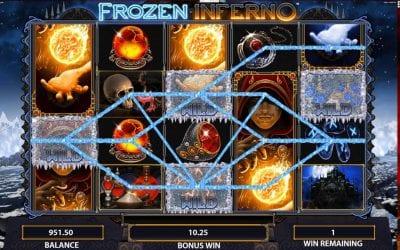 Frozen Inferno Pokie Review – How to Play Online – Download – Great Bonus
