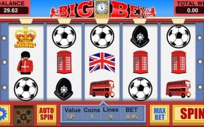 Big Ben Slot – Learn to Play Online – Download – Claim Bonus