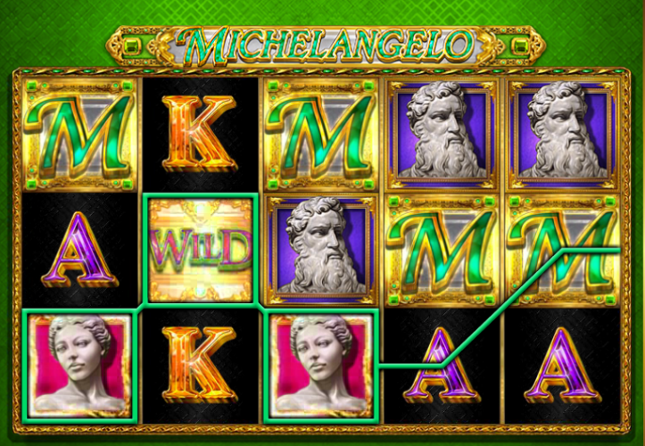 Michelangelo slot reviews