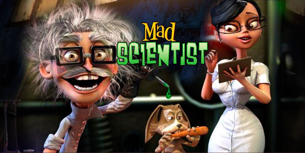 Mad Scientist Slot