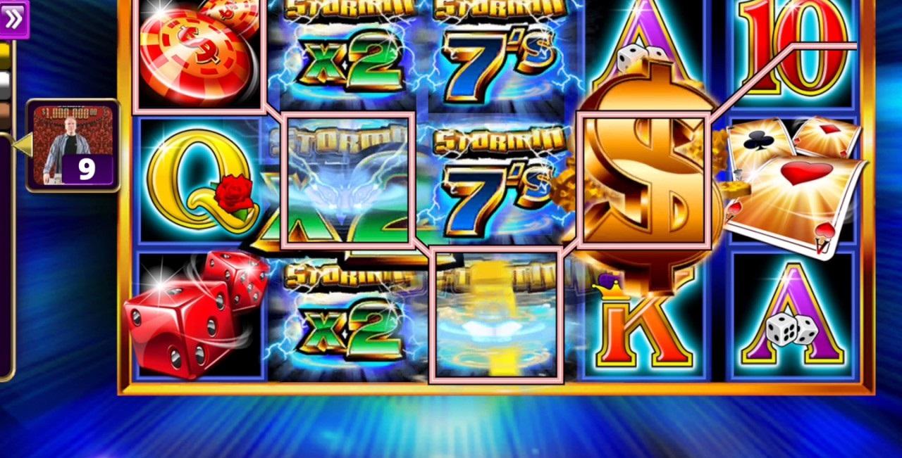 Stormin 7's Slot