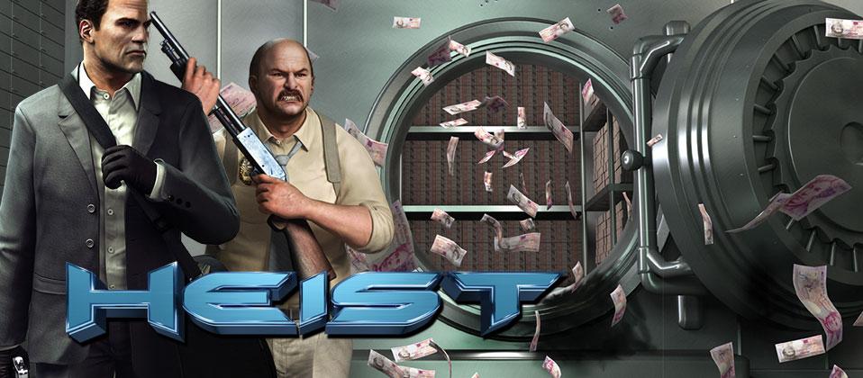 Heist Slot