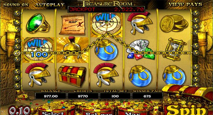 Treasure Room Slot