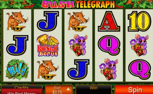 Bush Telegraph Slot Review