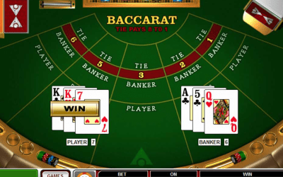 Do you like online casinos? Learn how to play Baccarat