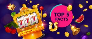 Five Curious Facts about Slot Machines