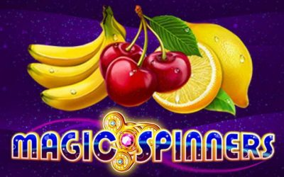 Fugaso has launched a new progressive Jackpot for fun with its Magic Spinners slot