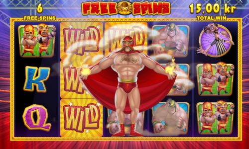 Lucha Legends Slot Review