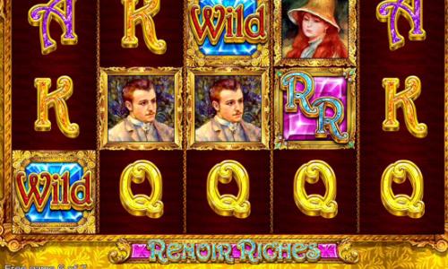 Renoir Riches Pokie