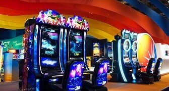 Slot machine marketing as a strategy for increased revenue