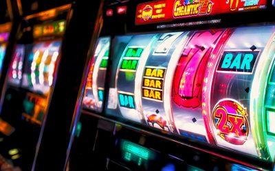 Slot machines for Christmas