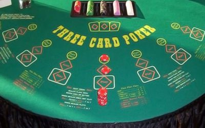 How to Play Three Card Poker to Beat the Dealer and Win Bonuses