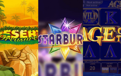 What Are the Most Popular Online Slots Games?