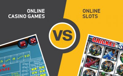 Which Is the Best Game to Play: Slots or Table Games?