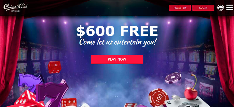 Cabaret Club Casino Site
