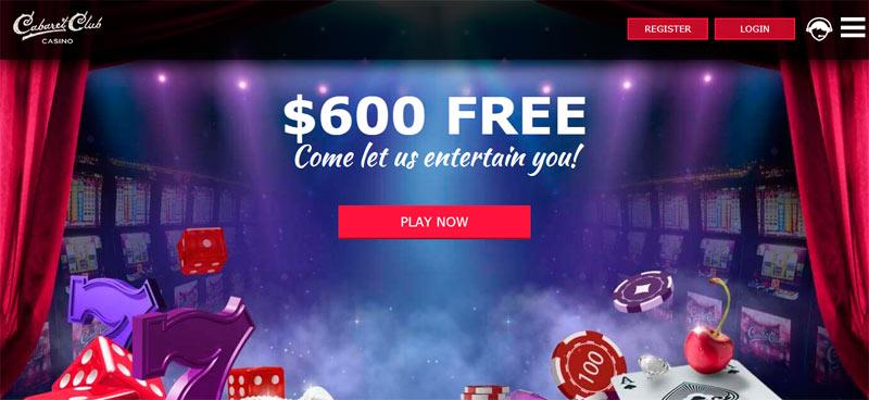 Cabaret Club Casino Site
