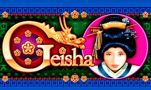 geisha slot