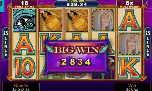 isis slot game
