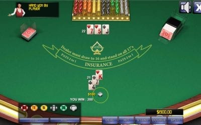 This is the best guide you will find on the web to start playing online Blackjack right now