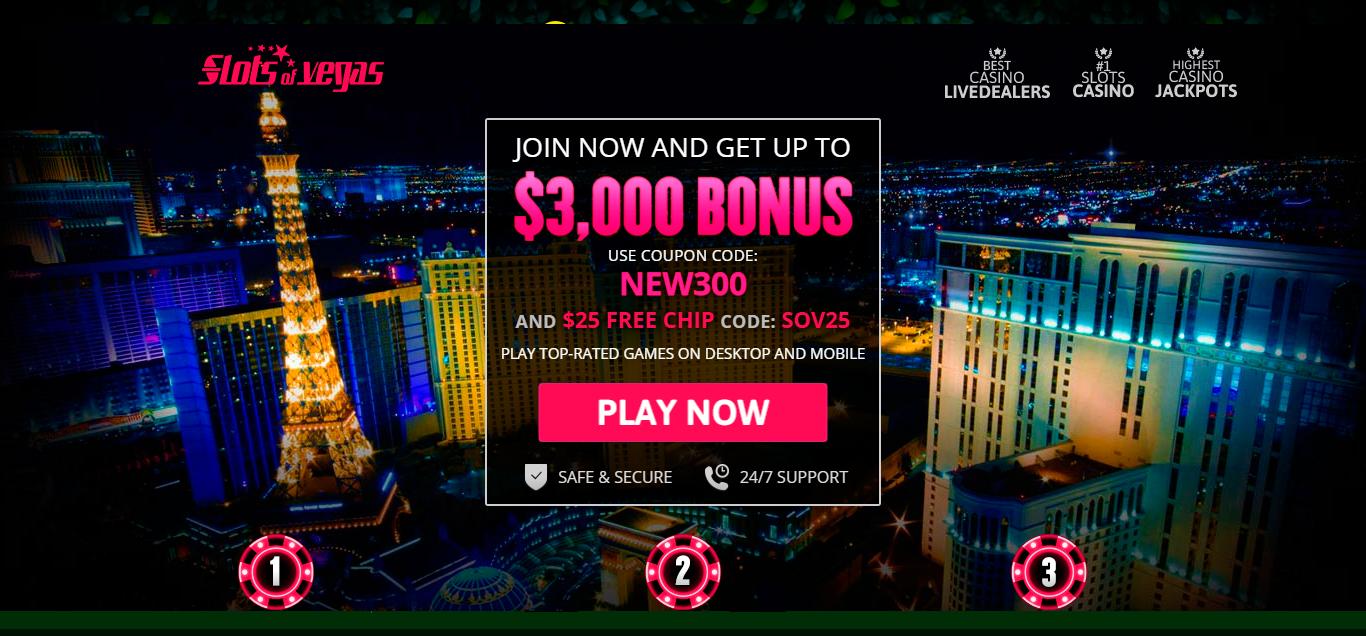 lots Vegas Site